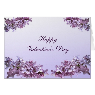 Lovely Lilacs Valentine