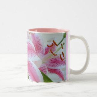 Lovely Lillies Mug