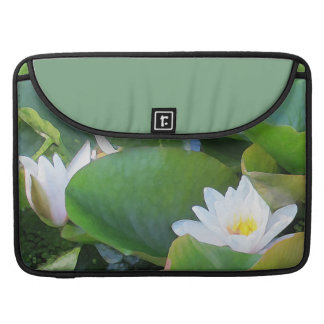 Lovely Lilypad Sleeve For MacBook Pro