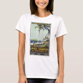 Lovely Lindeman Great Barrier Reef T-Shirt