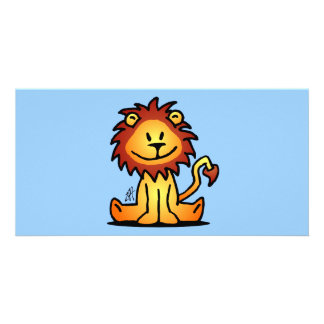 Lovely Lion Card