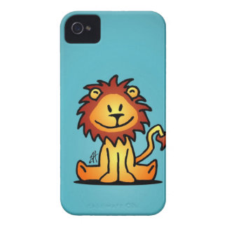 Lovely Lion iPhone 4 Case