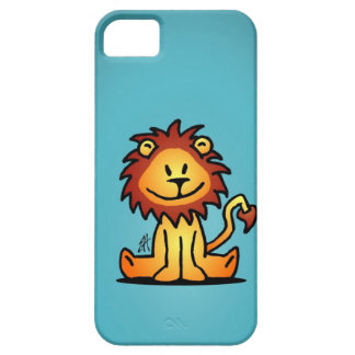 Lovely Lion iPhone 5 Cover