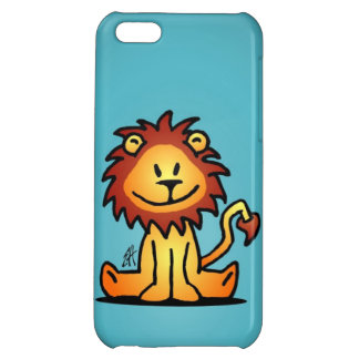 Lovely Lion iPhone 5C Cover
