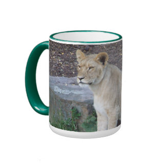 Lovely Lioness Coffee Mug