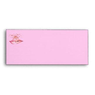 lovely lips k envelope