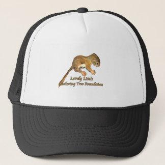 Lovely Lita's baby squirrel hat