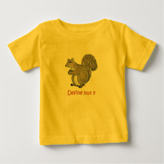 Lovely Lita's - Funny squirrel. Baby T-Shirt
