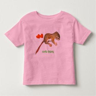 Lovely Lita's - Toddlers ringers t-shirt