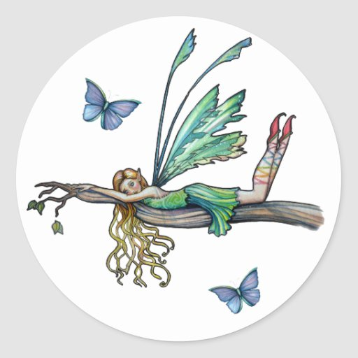 Lovely Little Fairy Stickers