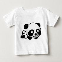 Lovely little Panda Baby T-Shirt