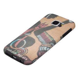 Lovely MASAI Hakuna Matata Samsung Galaxy S6 Case