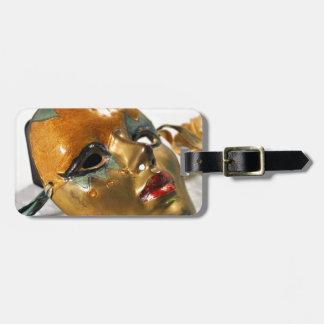 Lovely Mask Bag Tag