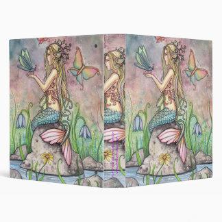Lovely Mermaid Binder by Molly Harrison