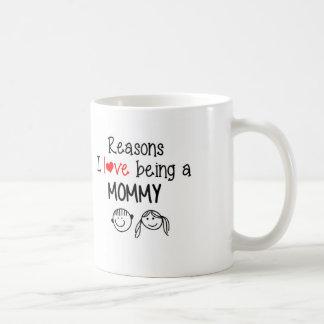 Lovely mom coffee mug