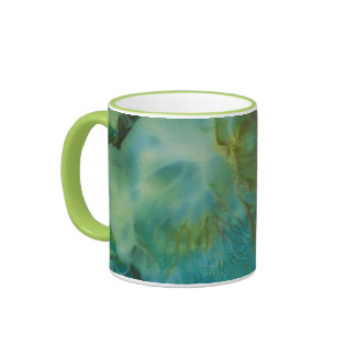 Lovely Mug de decano Taza De Dos Colores