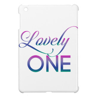 Lovely One Cover For The iPad Mini