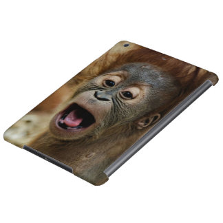 lovely Orang Baby iPad Air Cases