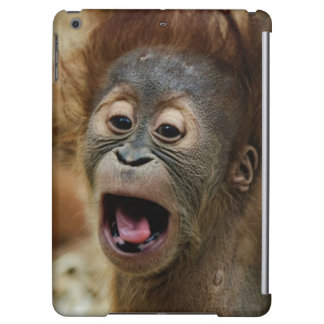 lovely Orang Baby iPad Air Cover