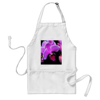 Lovely Orchid Adult Apron
