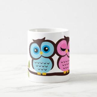Lovely Owls Coffee Mug