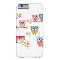 Lovely Owls iPhone 6 case