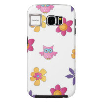 lovely owls samsung galaxy s6 case