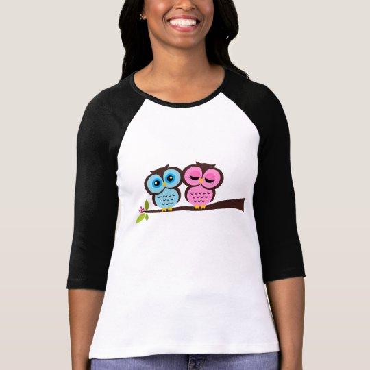 Lovely Owls T-Shirt