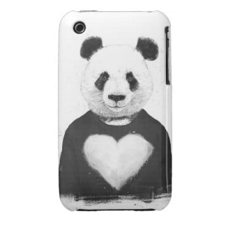 Lovely panda iPhone 3 cases