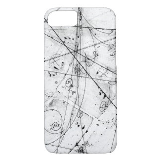 Lovely particle physics trails iPhone 8/7 case