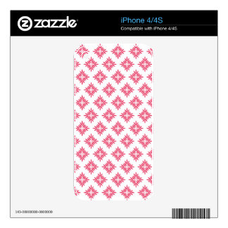lovely pattern.png skin for iPhone 4