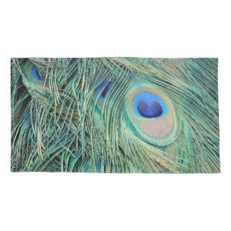 Lovely Peacock Feather Eyes Pillowcase