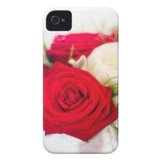 Lovely pink bouquet iPhone 4 Case-Mate case
