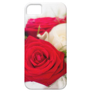 Lovely pink bouquet iPhone SE/5/5s case