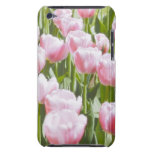 Lovely Pink Tulips Barely There iPod Case