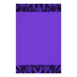 Lovely Purple Spotted Leopard Stationery