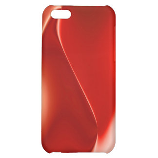 lovely red iPhone 5C cover