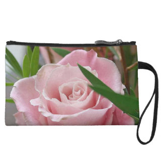 Lovely Rose - Key Coin Clutch