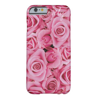 Lovely Roses Barely There iPhone 6 Case