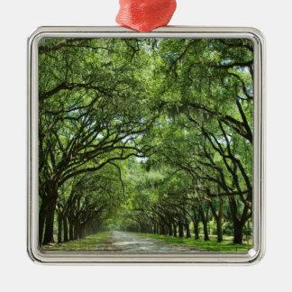 Lovely Savannah Georgia Ornaments
