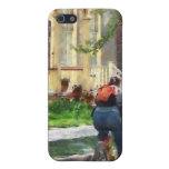 Lovely Spring Day for a Ride iPhone 5 Cases