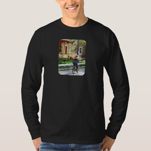Lovely Spring Day for a Ride T-Shirt
