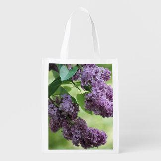 Lovely Spring Grocery Bag