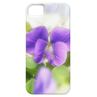 Lovely Spring Violet iPhone 5 Case