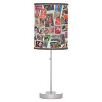 Lovely Stamps Lamp
