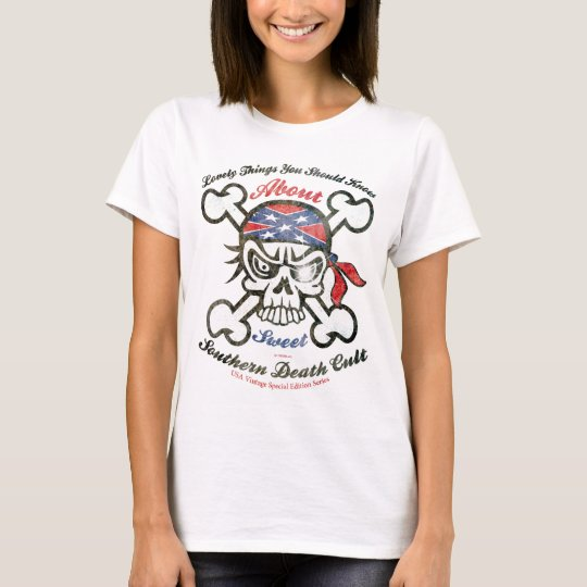 Lovely Things About Southern Death Cult T-Shirt
