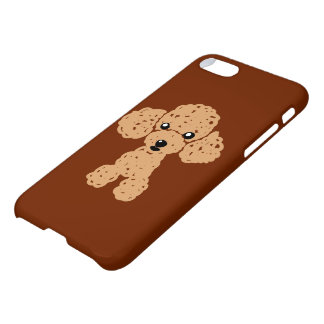 Lovely toy poodle iPhone 7 case