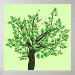 Lovely Tree Poster