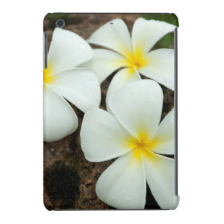 Lovely Tropical Blossoms In The South Pacific iPad Mini Retina Case
