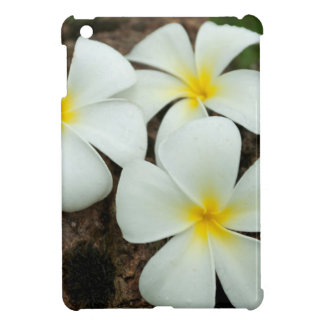 Lovely Tropical Blossoms In The South Pacific Cover For The iPad Mini